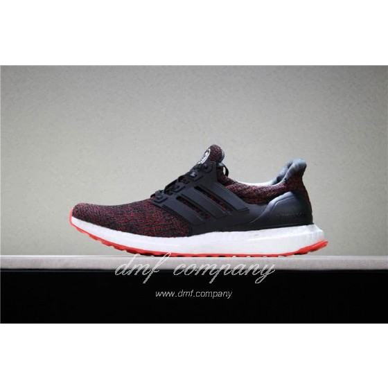 Adidas Ultra Boost 4.0  Men/Women Black