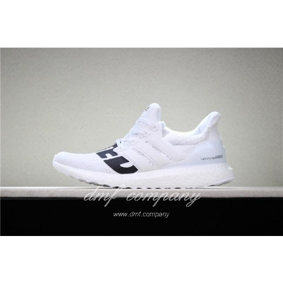 UNDFTD X Adidas Ultra Boost 4.0 Men Women  White
