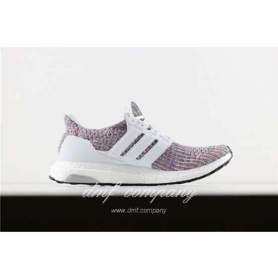 Adidas Ultra Boost 4.0 Men/Women White/Colorful