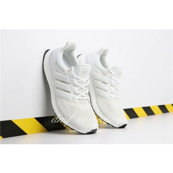 Adidas Ultra Boost 1.0 Men White Shoes