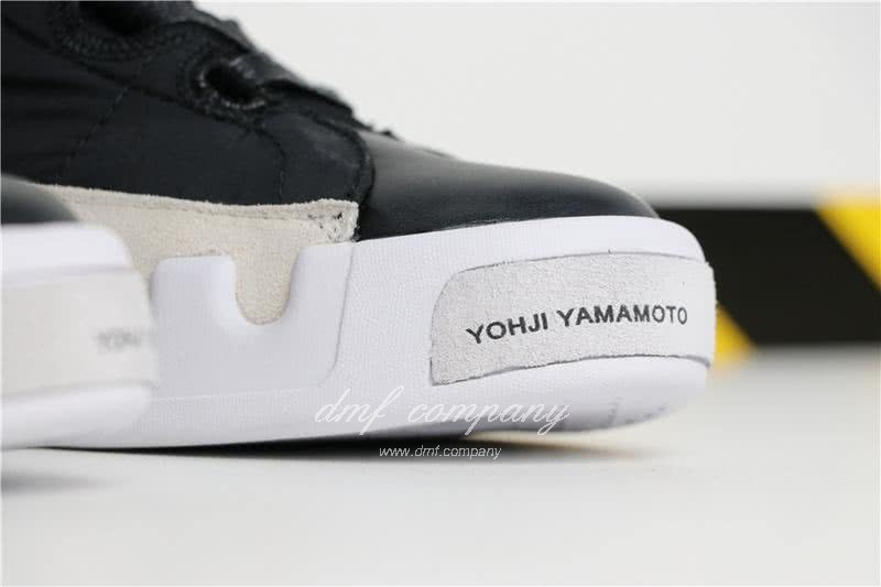 adidas Y-3 Men Women White Black Shoes 7