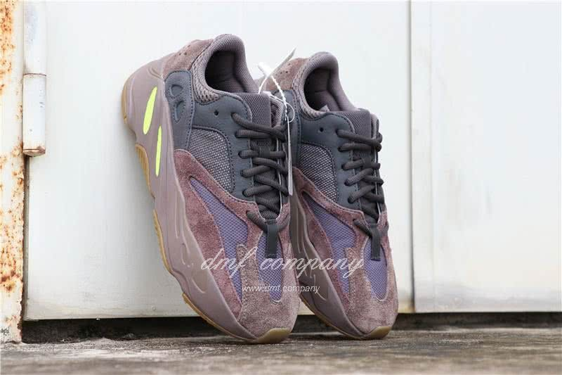 Adidas Yeezy Boost 700 Purple Grey And Yellow Men And Women 2