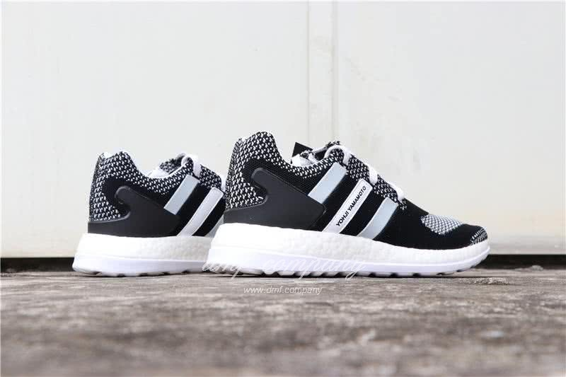 Adidas Y-3 Pure Boost ZG Kint Y3 AQ5731 Men Black/White 5