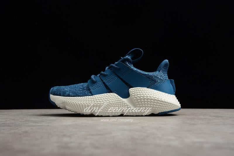Adidas Prophere Kids Shoes Blue/White 1