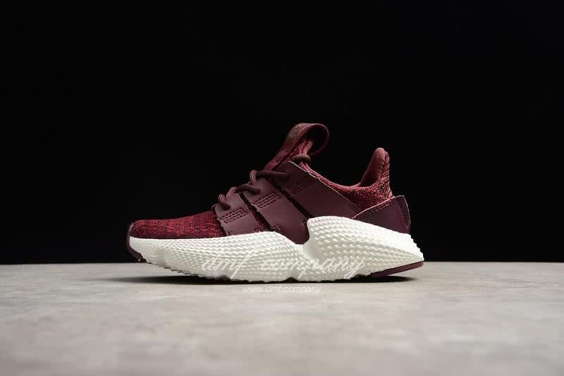 Adidas Prophere Kids Shoes Black/Red 1