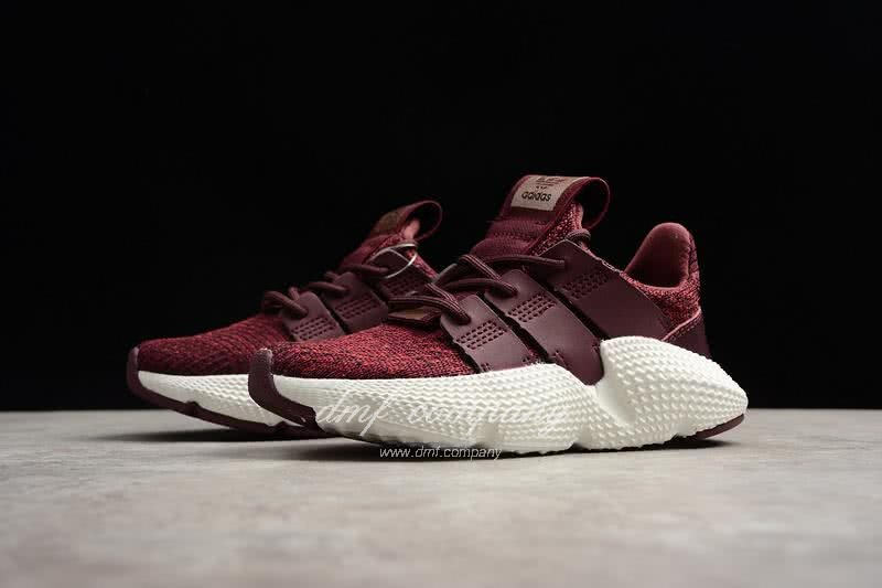 Adidas Prophere Kids Shoes Black/Red 2