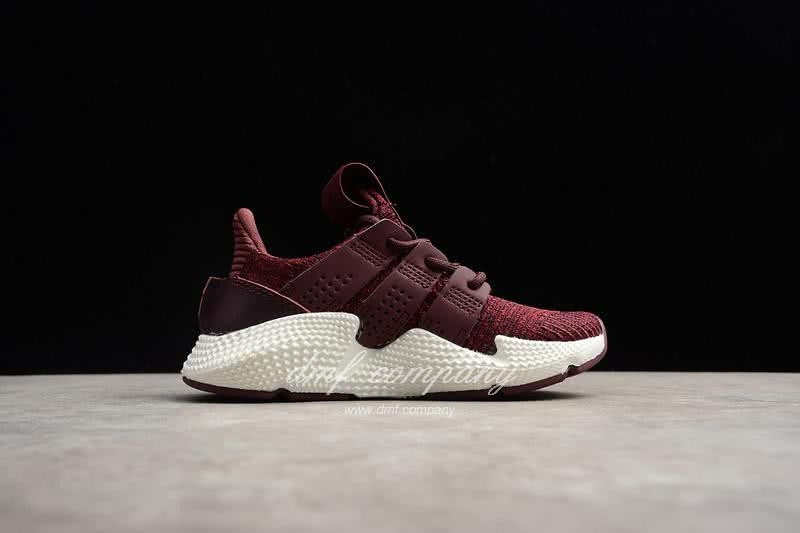 Adidas Prophere Kids Shoes Black/Red 3