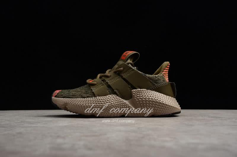 Adidas Prophere Kids Shoes Teal And Orange 1