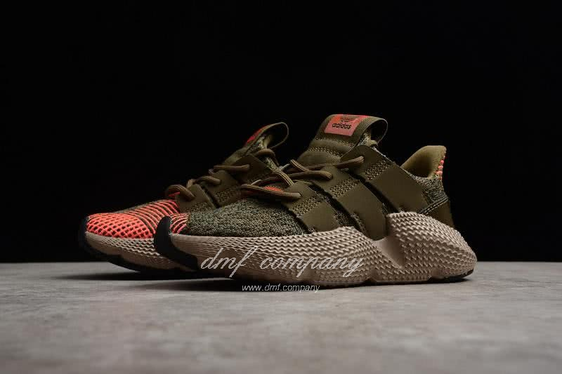 Adidas Prophere Kids Shoes Teal And Orange 2