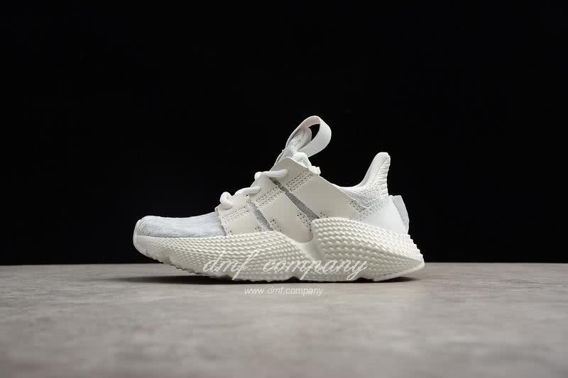 Adidas Prophere Kids Shoes White 1