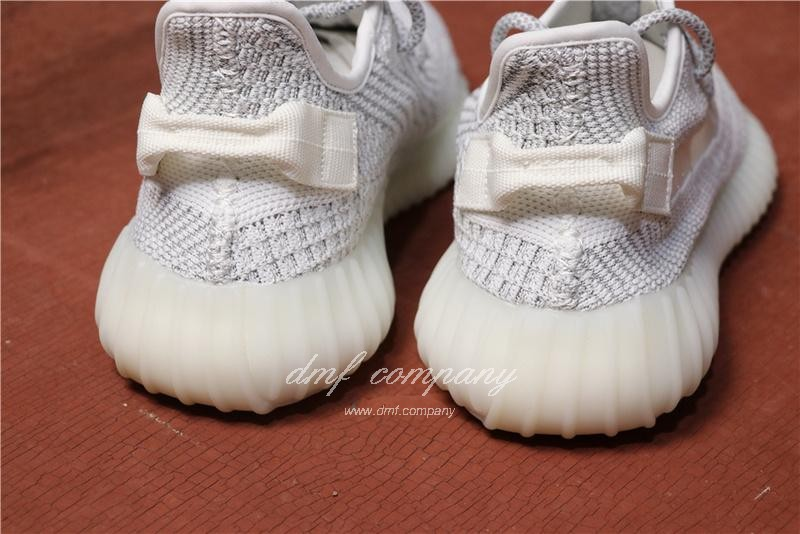"Adidas Yeezy 350 V2 Boost ""STATIC REFLECTIVE"" Shoes White Men/Women 3"