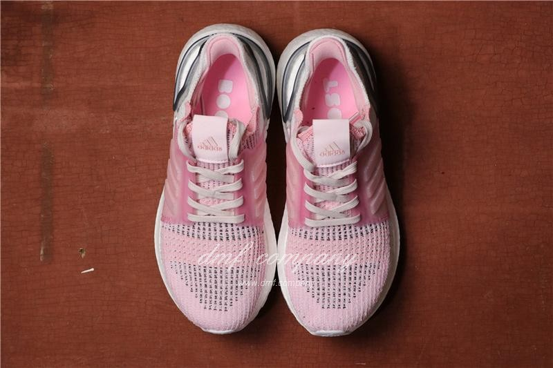 Adidas Ultra Boost 19 Women Pink Shoes 1