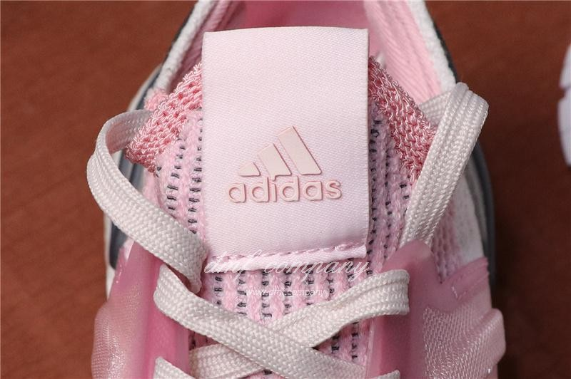 Adidas Ultra Boost 19 Women Pink Shoes 5