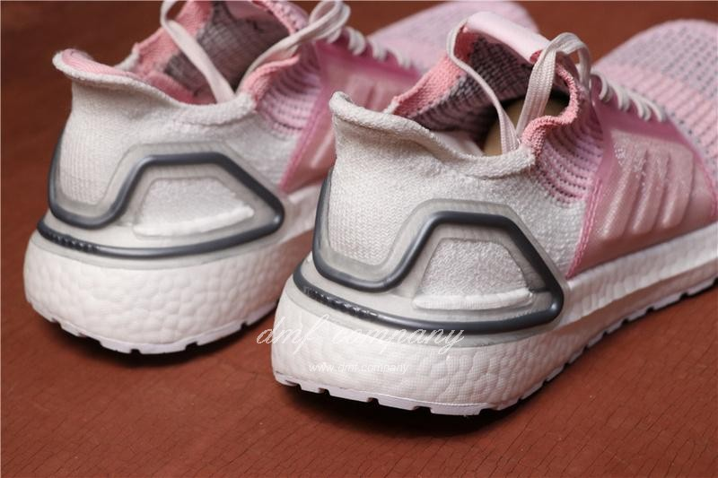 Adidas Ultra Boost 19 Women Pink Shoes 6