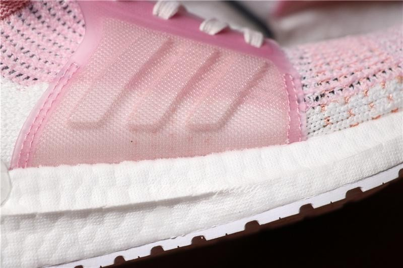 Adidas Ultra Boost 19 Women Pink Shoes 7