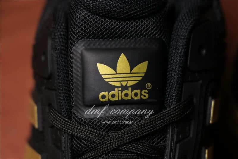 Adidas  ZX 750 Black/Golden Men 5