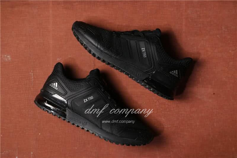 Adidas  ZX 750 Black Men/Women 1