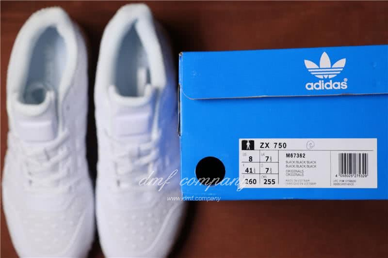 Adidas  ZX 750White Men/Women 7