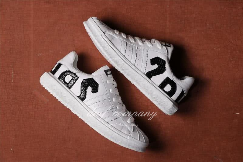 Adidas  Superstar W Men/Women WHITE 1