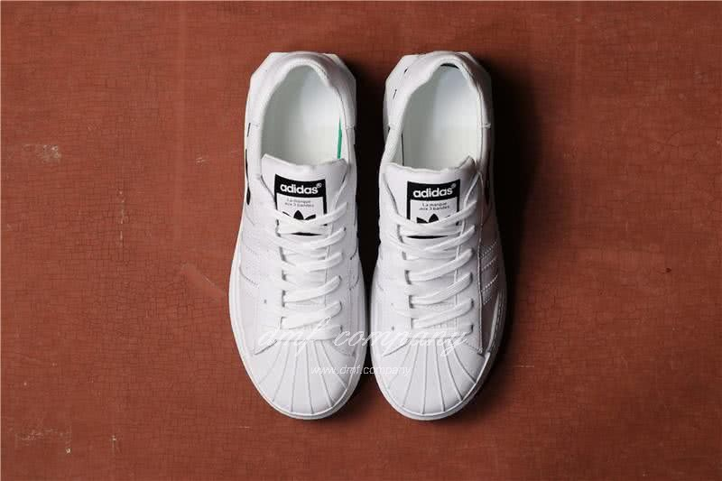 Adidas  Superstar W Men/Women WHITE 4