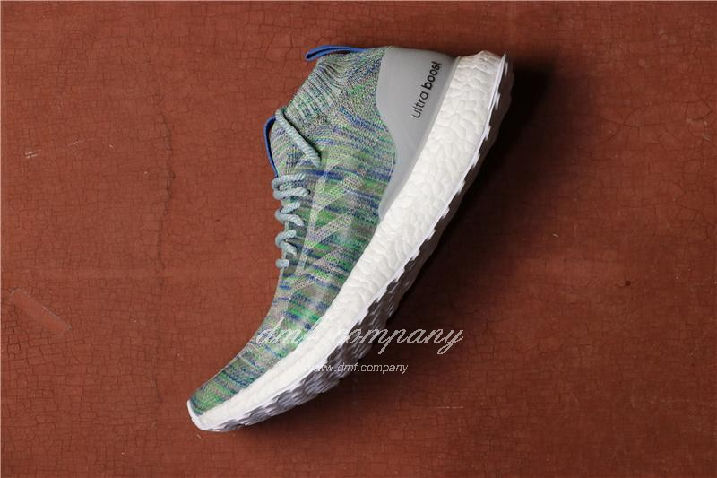 Adidas Ultra Boost Atr Mid UB3.0 Men Women Blue Green Shoes 2