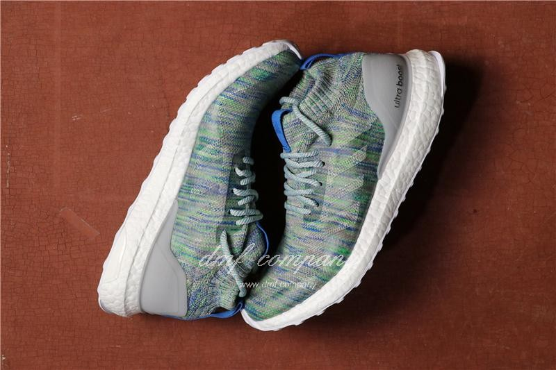 Adidas Ultra Boost Atr Mid UB3.0 Men Women Blue Green Shoes 4