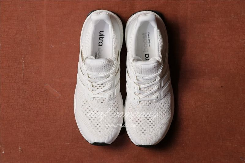 Adidas Ultra Boost  UB1.0 Men White Shoes 1
