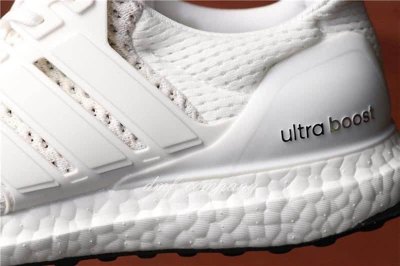 Adidas Ultra Boost  UB1.0 Men White Shoes 7