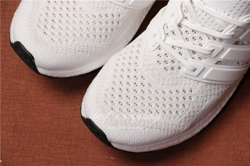 Adidas Ultra Boost  UB1.0 Men White Shoes 8