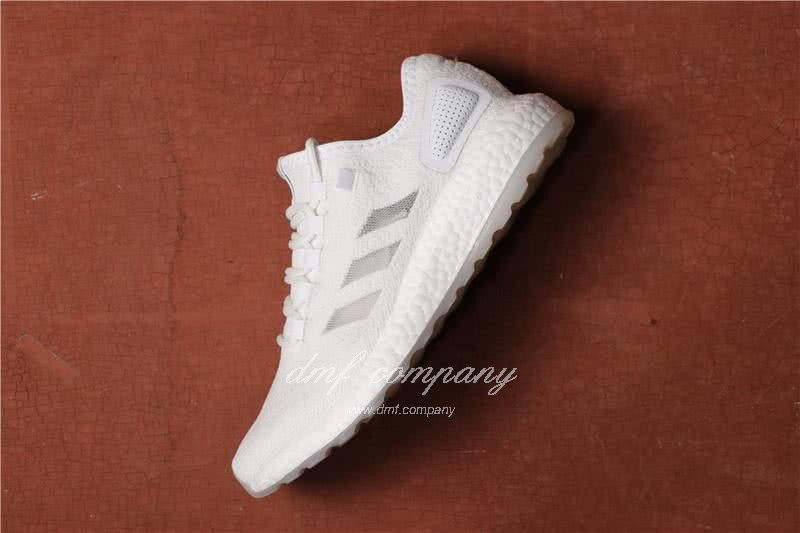 Adidas  Pure Boost UB Men/Women Pure White 2