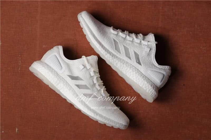 Adidas  Pure Boost UB Men/Women Pure White 1