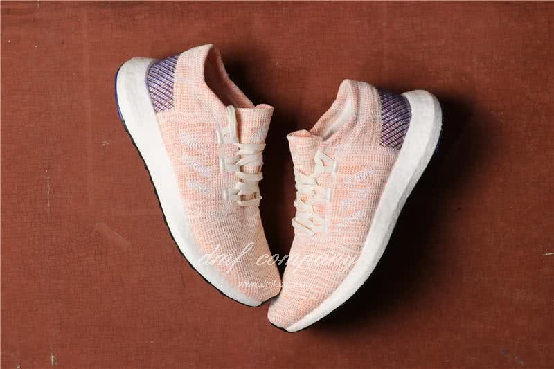 Adidas  Pure Boost Women Pink 4