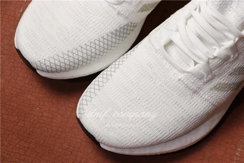 Adidas Pure Boost Men Women White Shoes 8
