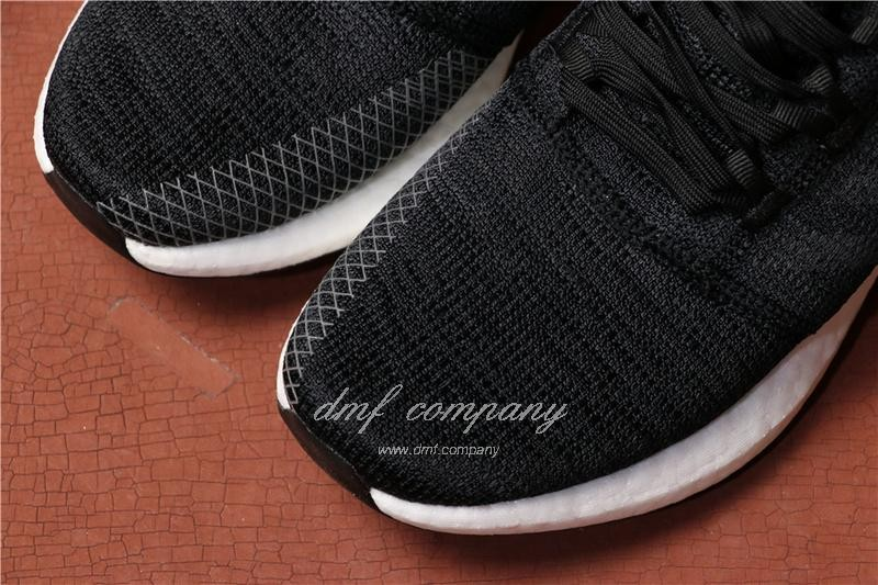 Adidas Ultra Boost 4.0 Women Men Black Shoes 8