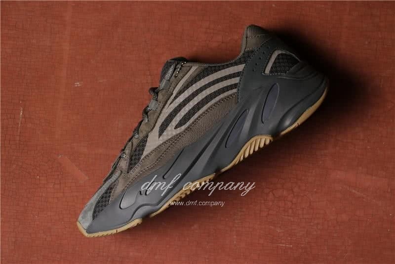 Adidas Yeezy Boost 700 Brown Grey And Black Men And Women 1