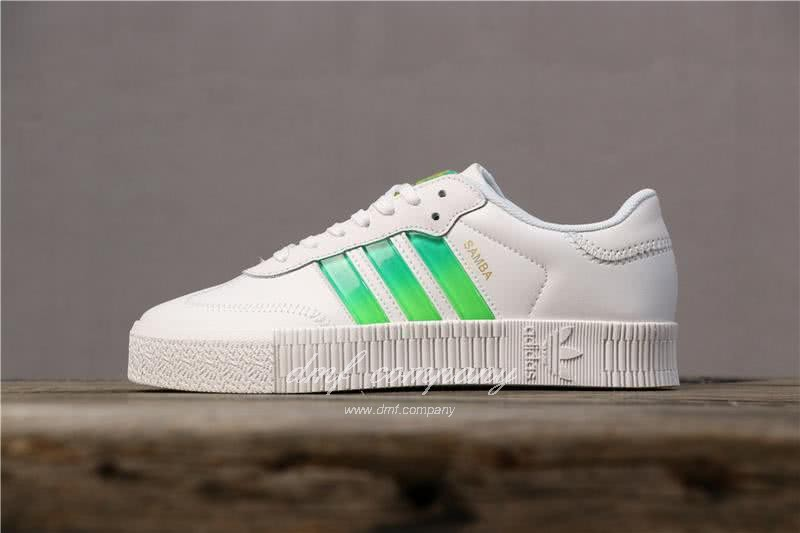 Adidas Samba Rose W SHINY GREEN Men/Women 1