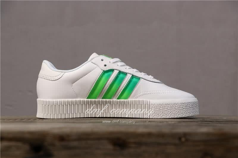 Adidas Samba Rose W SHINY GREEN Men/Women 2
