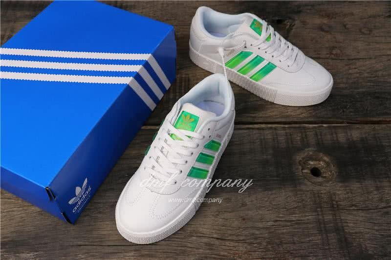Adidas Samba Rose W SHINY GREEN Men/Women 6
