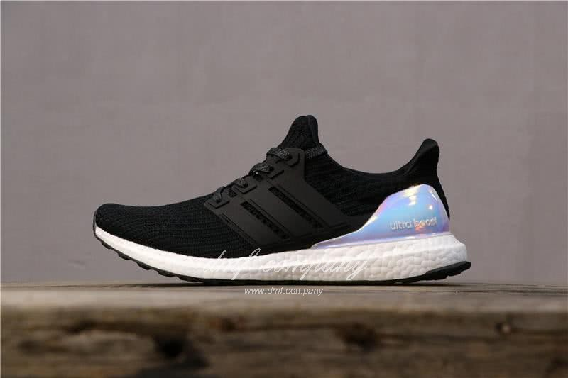 Adidas Ultra Boost 4.0 UB4.0 Men/Women Black/Blue 1