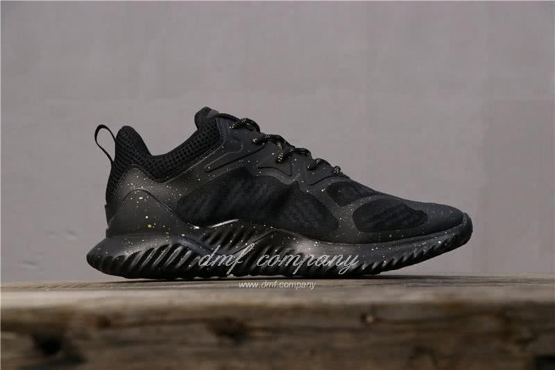 Adidas Alpha Bounce All Black Men 2
