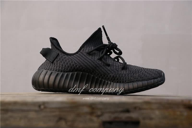 Adidas Yeezy  350 V2 Boost Shoes Black Men/Women 2