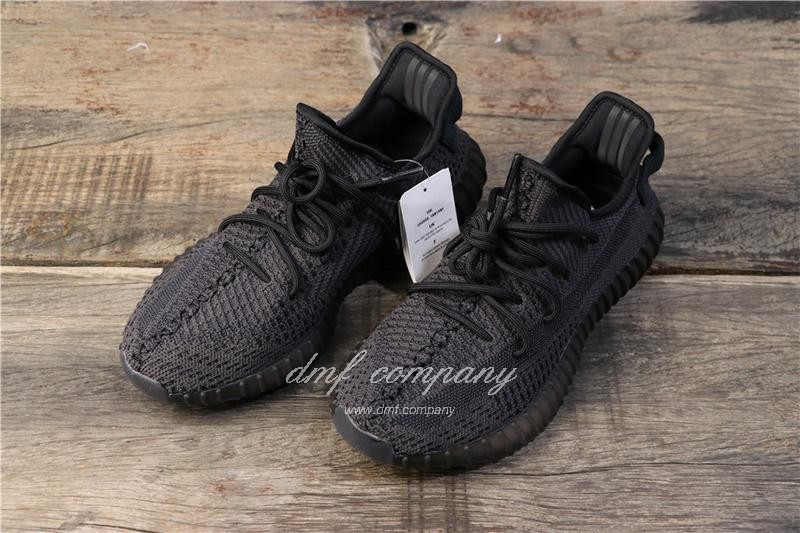 Adidas Yeezy  350 V2 Boost Shoes Black Men/Women 5