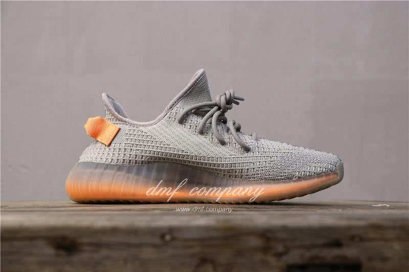 Adidas Yeezy Boost 350 V2 Men Women Pink Static Shoes 5