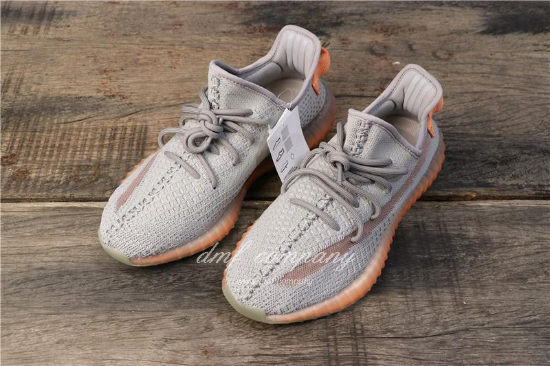 Adidas Yeezy Boost 350 V2 Men Women Pink Static Shoes 10
