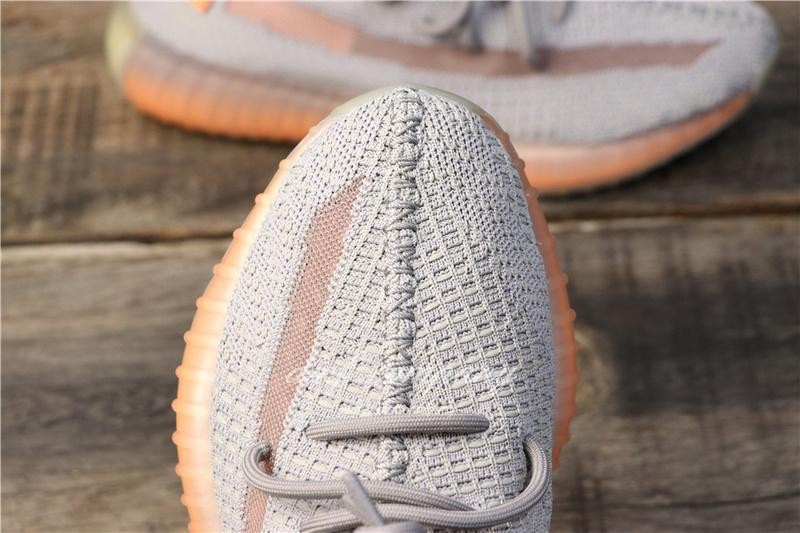 Adidas Yeezy Boost 350 V2 Men Women Pink Static Shoes 12