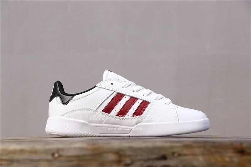 Adidas VRX CUP LOW SHOES Men/Women  WHITE 2