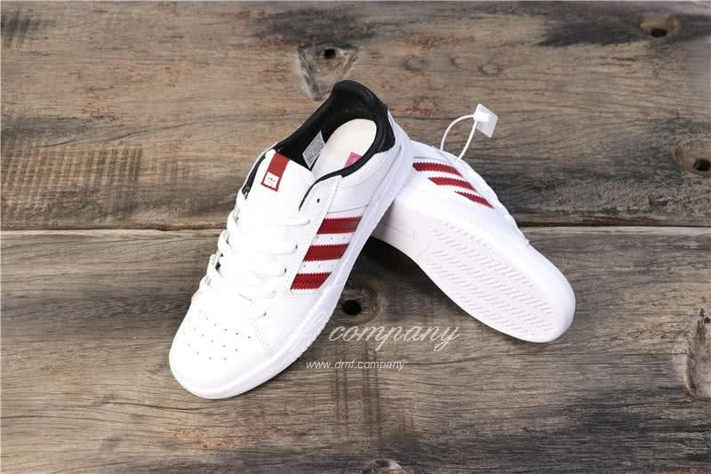 Adidas VRX CUP LOW SHOES Men/Women  WHITE 6