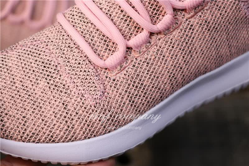 Adidas Tubular Shadow Pink Upper White Sole Men And Women 5
