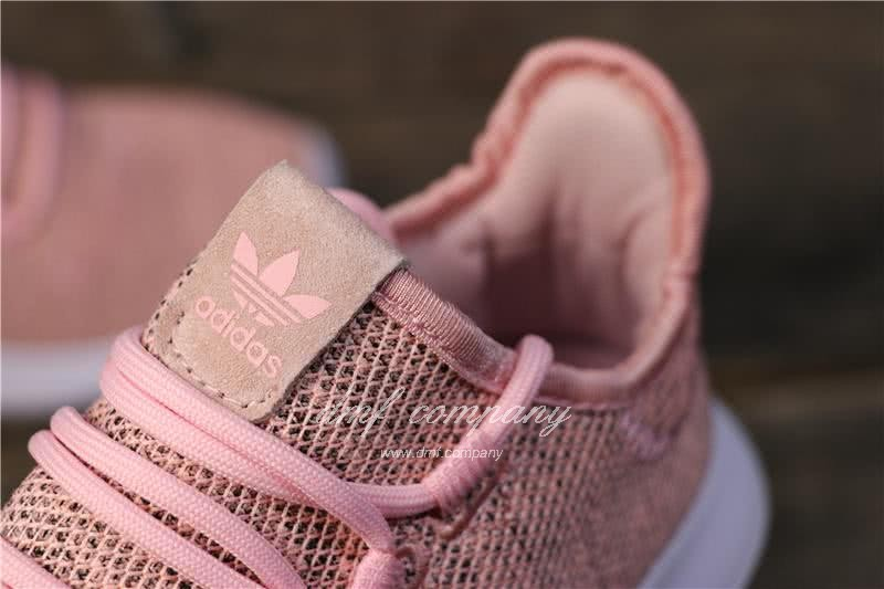 Adidas Tubular Shadow Pink Upper White Sole Men And Women 6