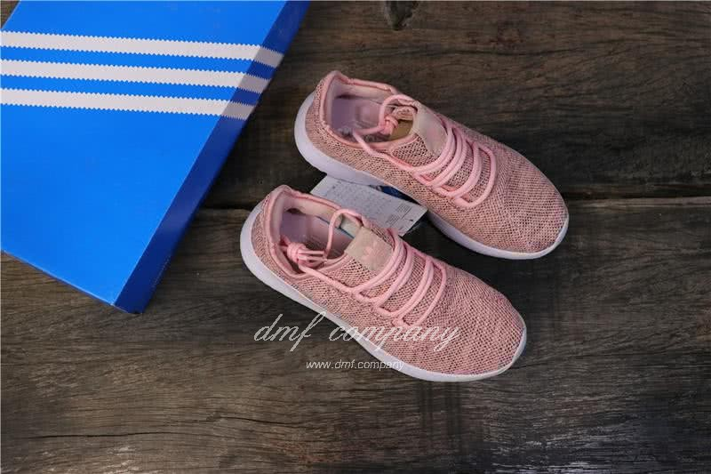 Adidas Tubular Shadow Pink Upper White Sole Men And Women 8